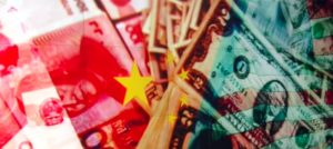 China USA Money War